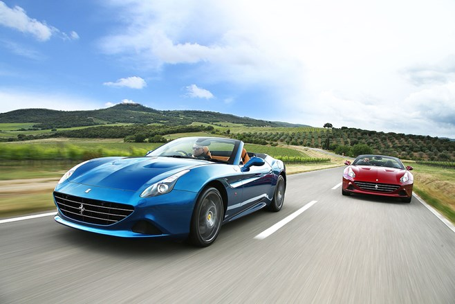 Ferrari California T Australian Launch