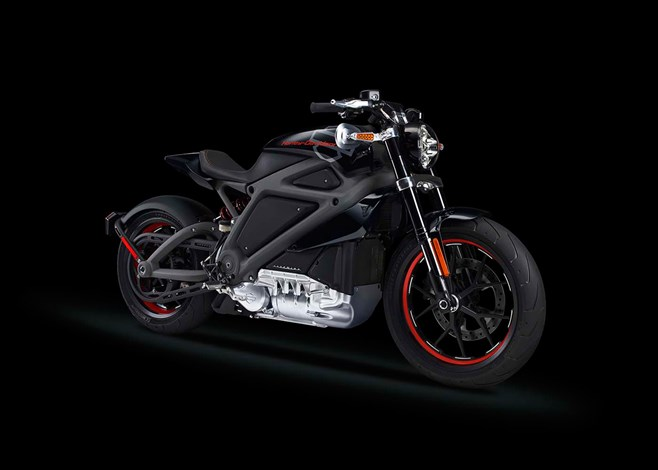 Harley-Davidson Project LiveWire electric bike concept