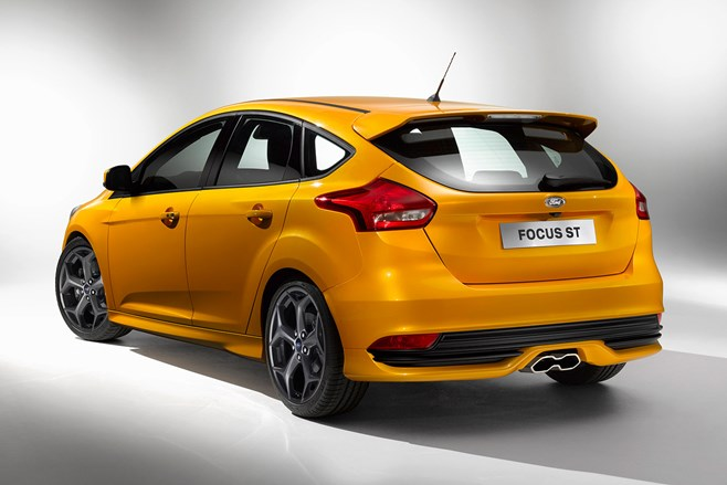 Ford Focus ST update Goodwood Festival of Speed