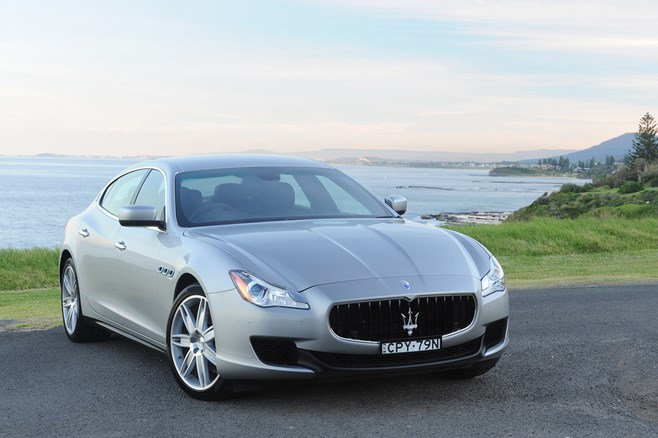 Maserati Quattroporte Turbo Diesel Review