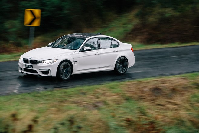 BMW M3 M4 Review Test Drive