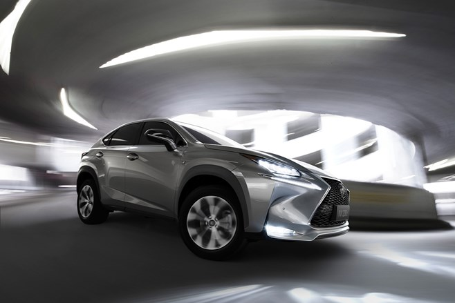 Lexus NX first test drive review