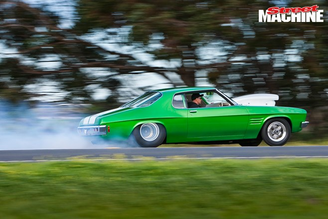 Shannon Jennings's HQ is 498ci of big-block fun