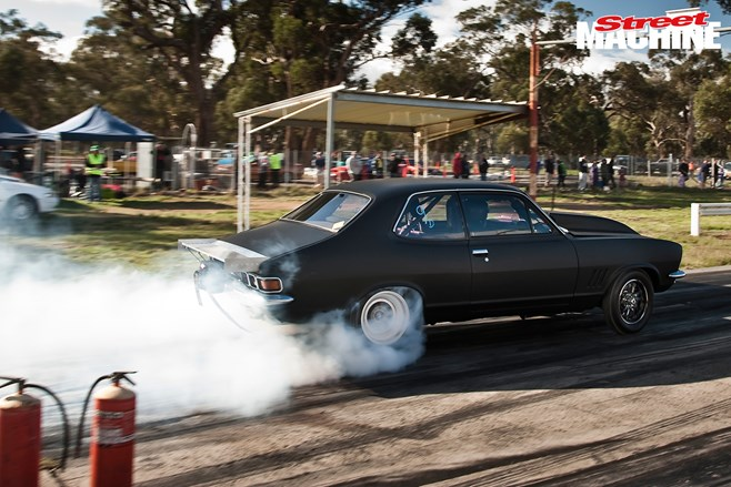 Run what you brung at Wilby drags