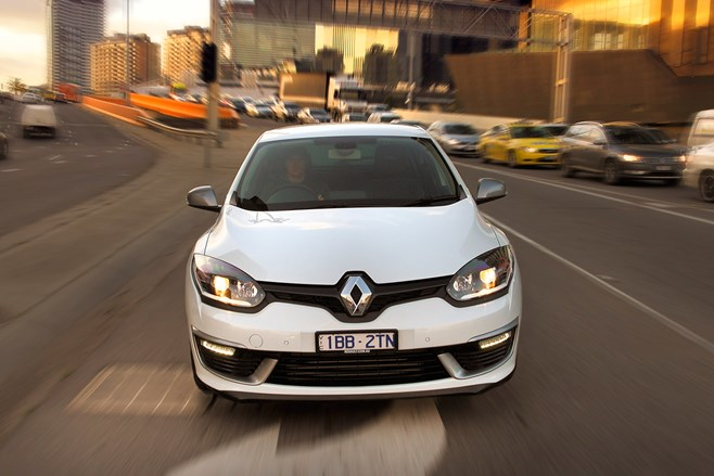 Renault Megane GT-Line 130 test drive review