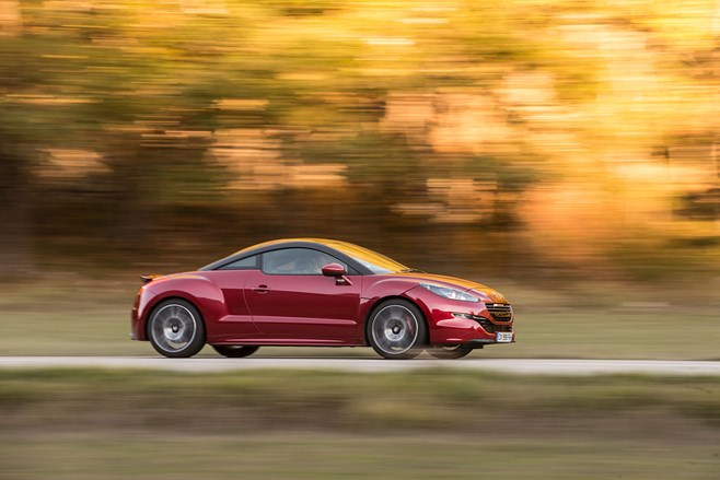 Peugeot RCZ-R test drive review