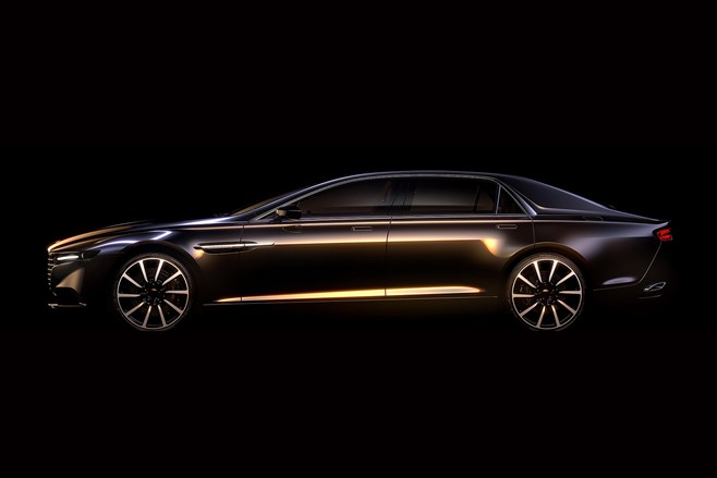 Aston Martin Lagonda returns