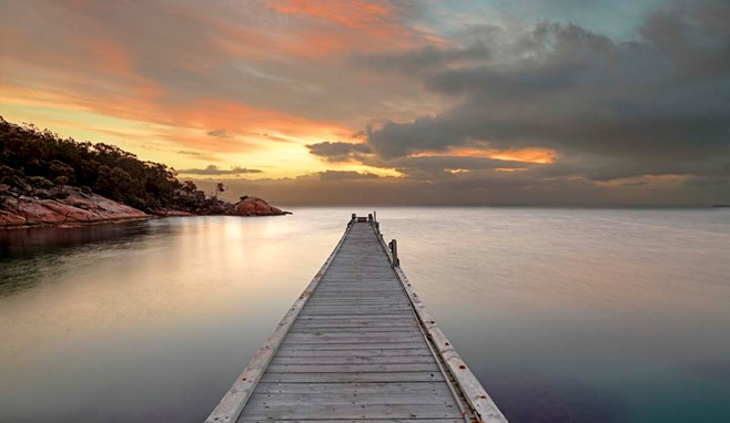 Freycinet Jetty
