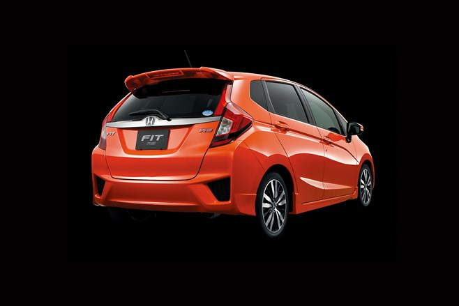 Honda Fit Jazz RS