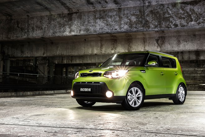 Kia Soul first drive test review