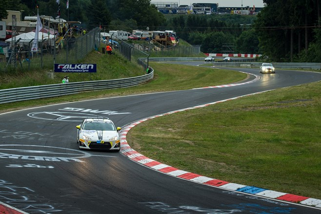 Nurburgring records need to stop