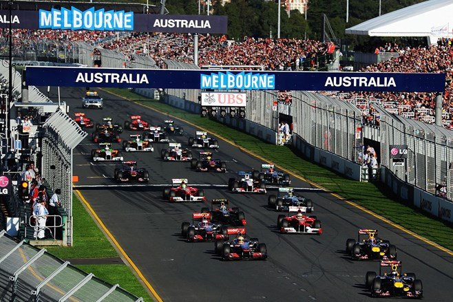 Australian F1GP to stay until 2020