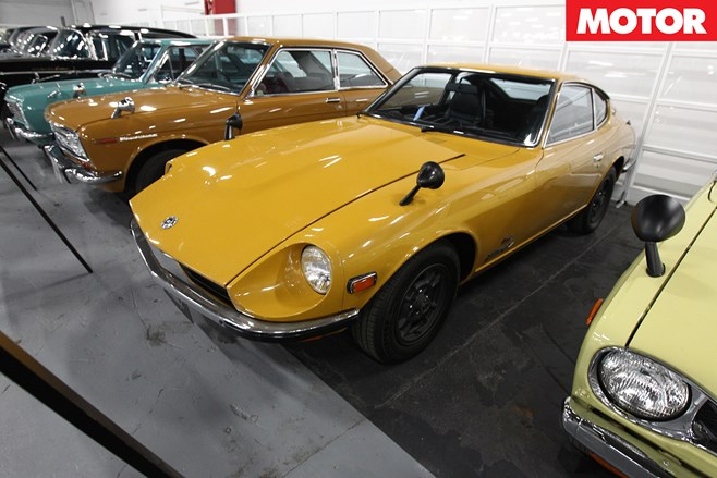 Super-rare Fairlady Z '432' with original GT-R's S20 engine