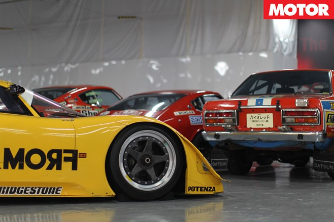 Motorsport has played a huge part in Nissan's history