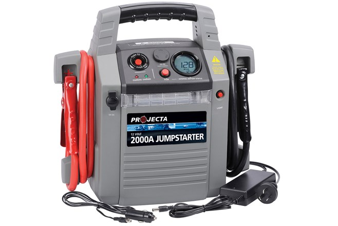 Projecta HP2000 Jumpstarter