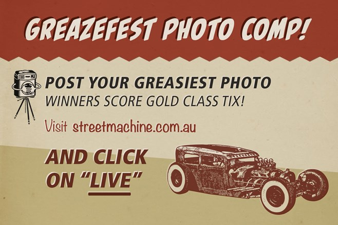 Greazefest Photo Comp