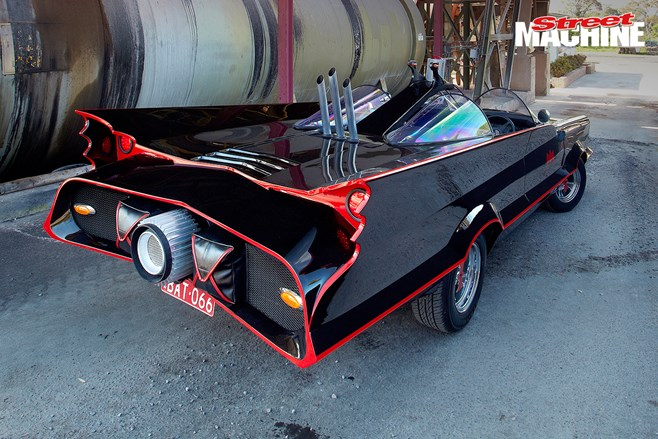 Valiant Batmobile