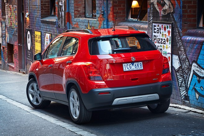 Holden Trax