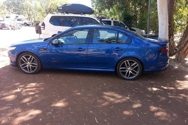 Ford Falcon FG X XR6 Turbo