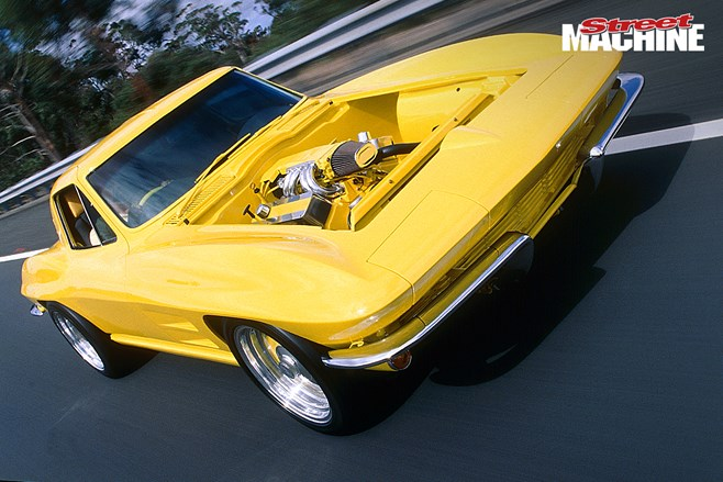 STREET MACHINE OF THE YEAR – 1993
