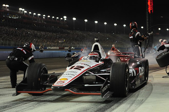 Will Power wins IndyCar title