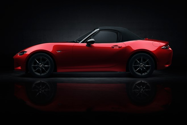 2015 Mazda MX-5 revealed Australia pictures photos official