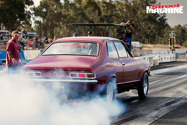 Six Banger Nats warwick dragway september