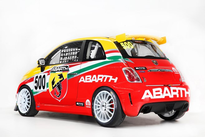 Abarth 695 Assetto Corse review test drive