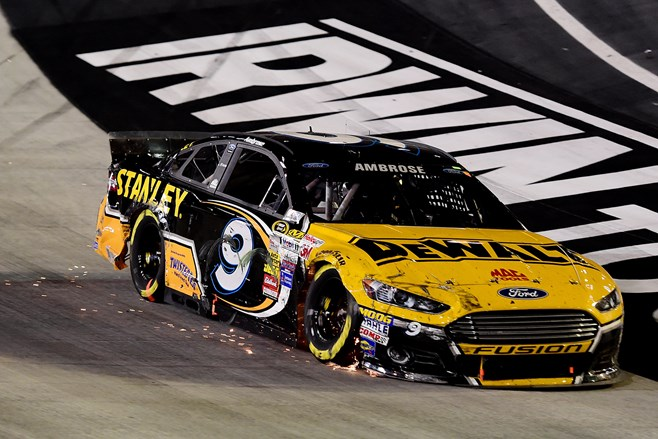 Marcos Ambrose misses out on NASCAR Chase