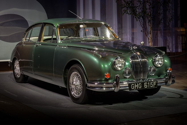 5. 1959 Jaguar Mark II