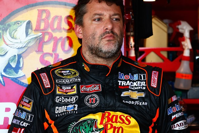 Tony Stewart grand jury NASCAR kevin ward jr