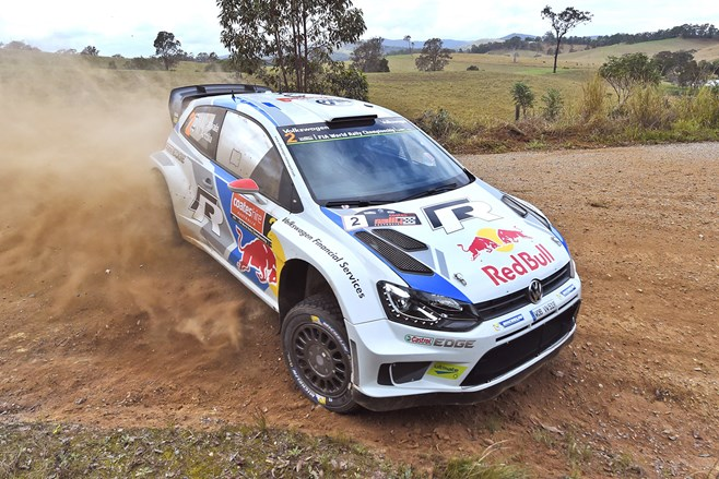 WRC Rally Australia Coffs Harbour review recap