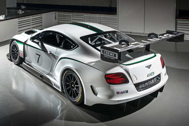 MOTOR Gets GT3 Car Fever