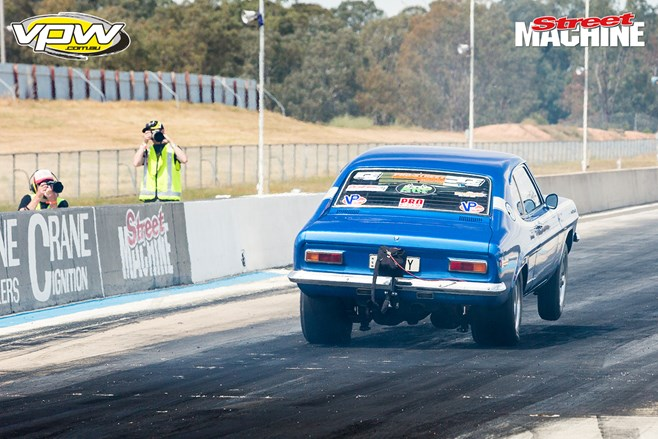 Street Machine Drag Week Challenge