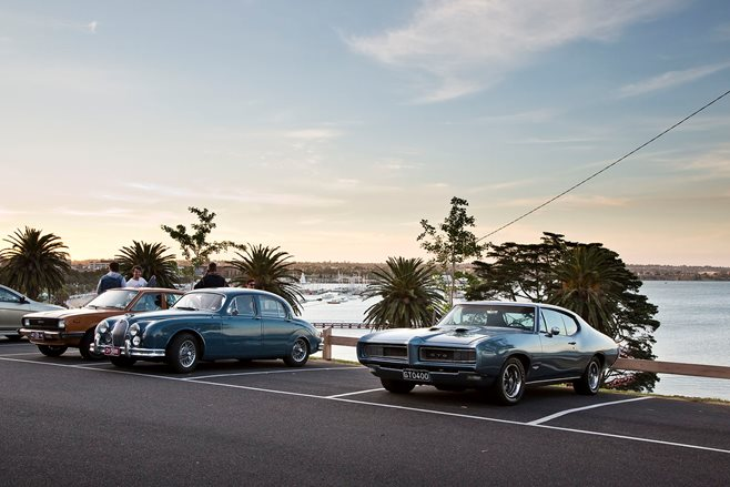 Geelong Revival street cruise