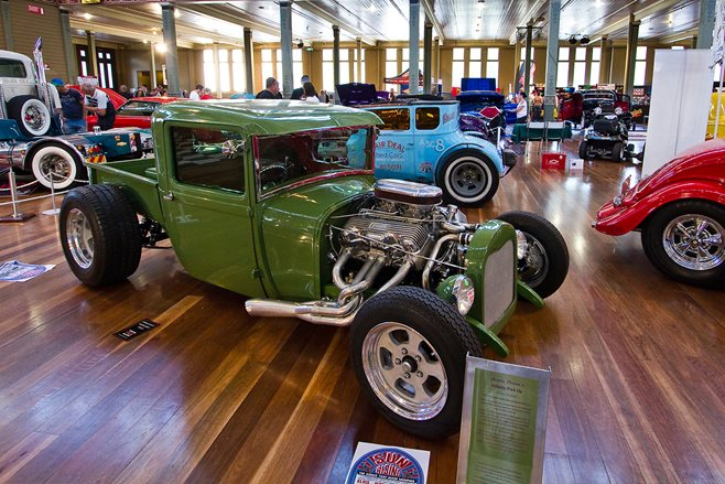 Victorian Hot Rod Show