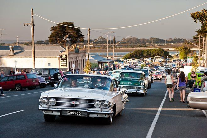 Queenscliff Rod Run