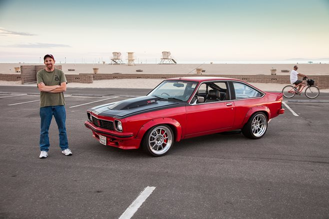 Torana in California