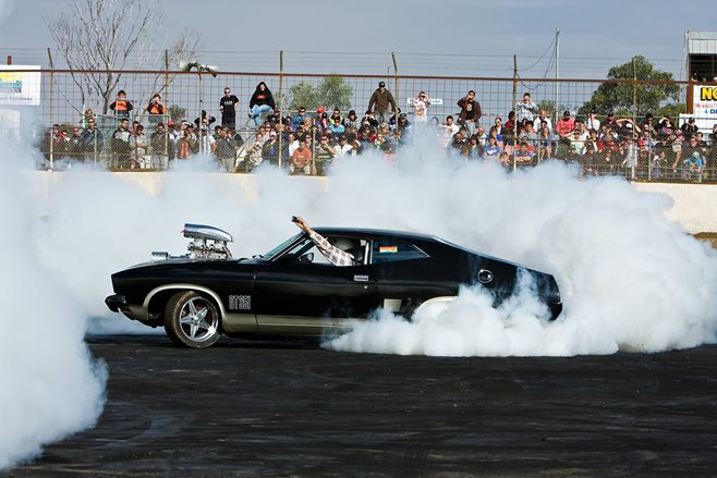 Ultimate Burnout Challenge