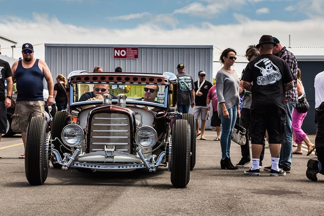 Street Machine March 2015