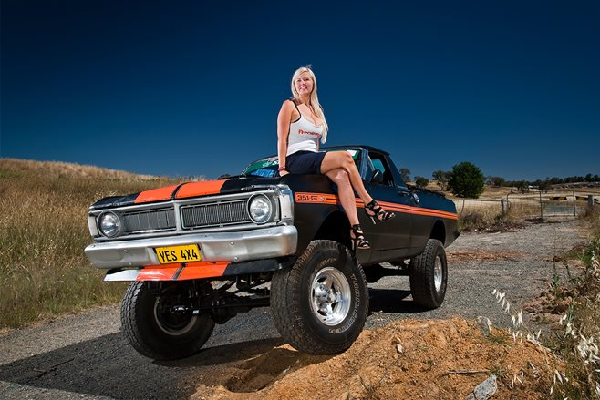 Ford XY 4x4