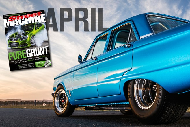 Street Machine April 2015