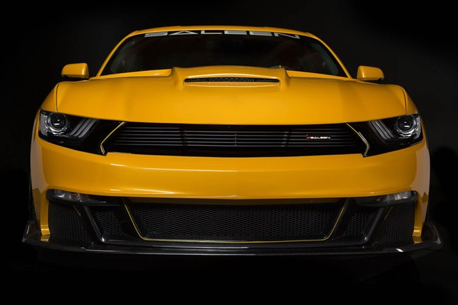 Saleen Mustang Black Label