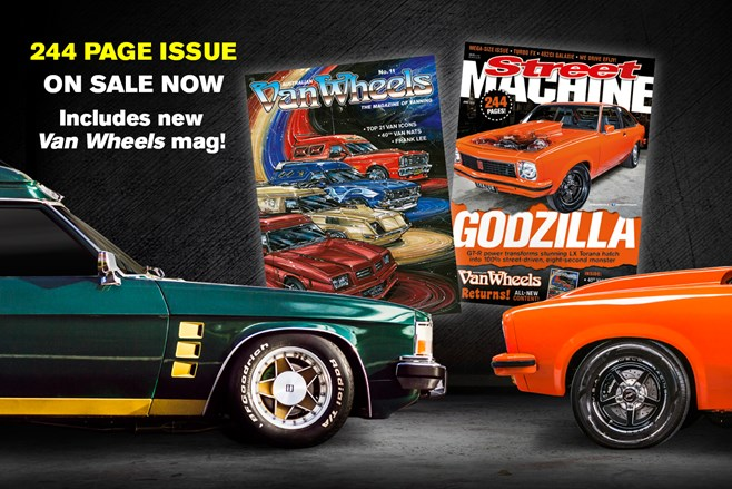 Street Machine June 2015