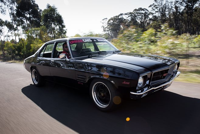 Street Machine Holden HQ GTS giveaway