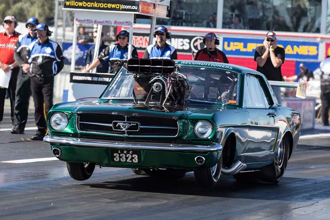 Fuchs Winternationals: Robert Coleman