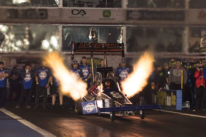 Fuchs Winternationals