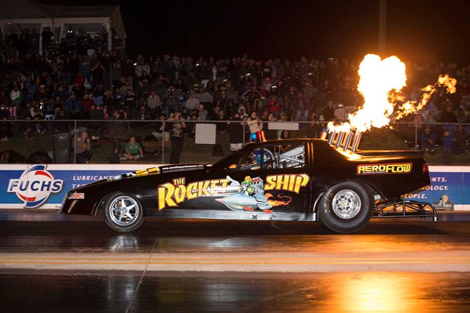 Fuchs Winternationals: The Rocket Ship