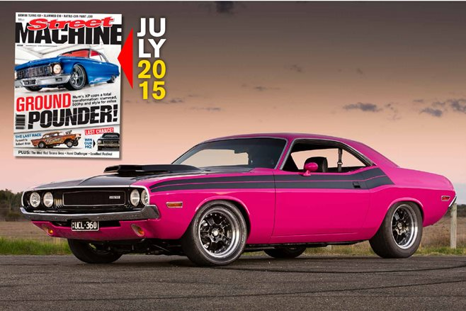 Street Machine July 2015