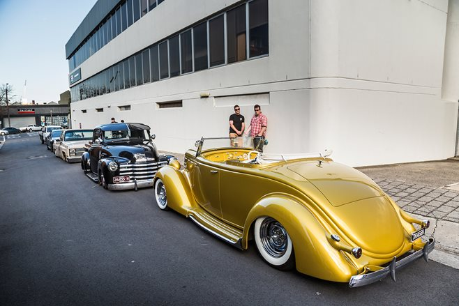 Peter Aitcheson's stunning '36 Ford
